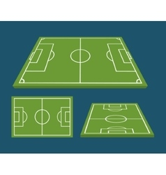 League of soccer sport design vector