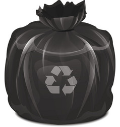 Garbage Bag vector image