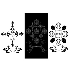 Lai-thai-art vector