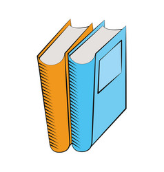 Books library read learn vector