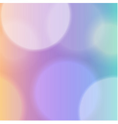 abstract colorful defocused lights bokeh vector image vector image