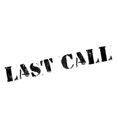 Last call stamp vector