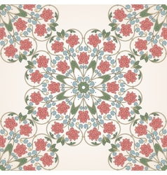 Seamless pattern in china style vector