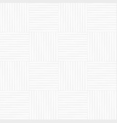 Abstract weaving line white texture backgro vector