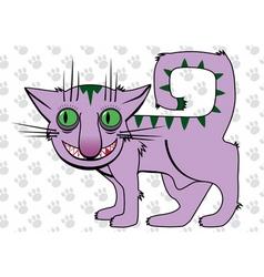 itcat cartoon vector image vector image