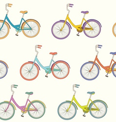 ByciclePink12 vector image