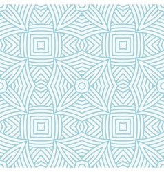 Ethnic seamless pattern ornament print design vector