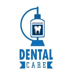 Dental care vector