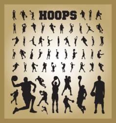 Hoops vector