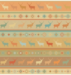 Norwegian seamless pattern eps 8 vector