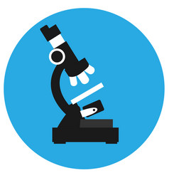 Isolated science icon vector