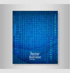 Book english code vector