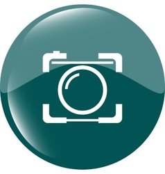 Hipster photo icon camera icon photo vector