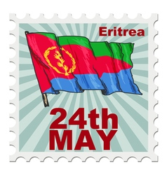National day of eritrea vector