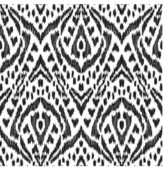 boho chic seamless pattern vector image vector image