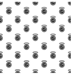 Compass pattern vector