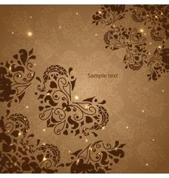 Vintage Indian Ornament vector image
