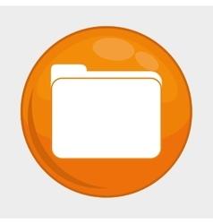 Person button icon social media design vector