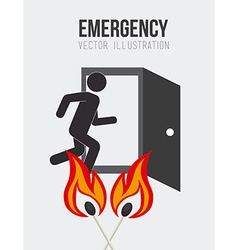 Emergency design vector