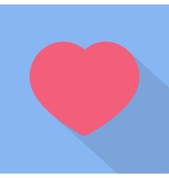 Retro Valentine vector image vector image