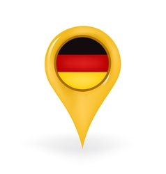 Location germany vector