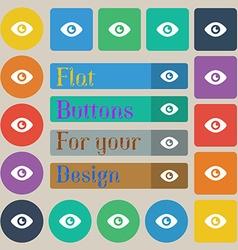 Eye publish content vector