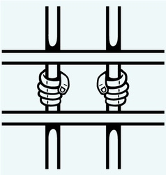 Hands of the prisoner on lattice vector
