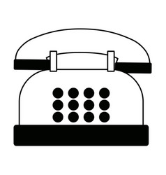 Telephone call service center communication vector