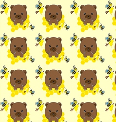 Bearpattern vector