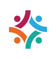 Community Logo vector image