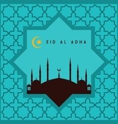 Eid-ul-adha mubarak vector