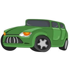 Cartoon car vector
