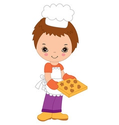 Little chef vector