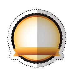 medal price award icon vector image