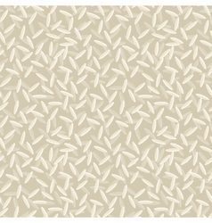Rice seamless pattern vector