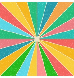Bright multi-colored background vector image vector image