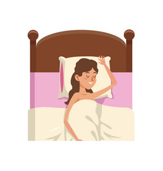 people resting design vector image vector image