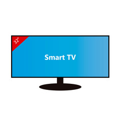 Smart tv-32 inches vector