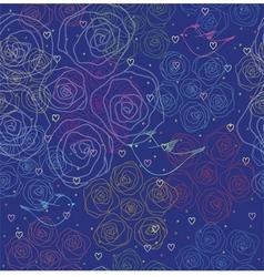 dark pattern vector image