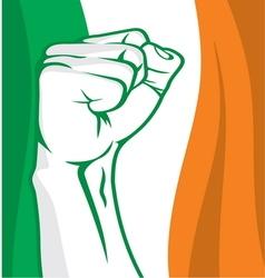 Napred Ireland vector image vector image