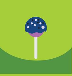 Flat icon design collection bonbon candy vector
