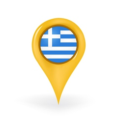 Location greece vector