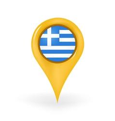 Location greece vector