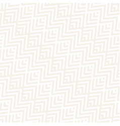 Abstract zigzag parallel stripes stylish ethnic vector