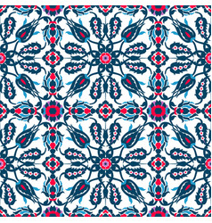 Arabesque vintage decor ornate seamless for design vector