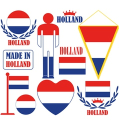 Holland vector