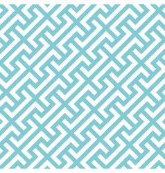 Big greek key pattern background vector