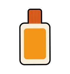 Sunscreen icon protection design graphic vector