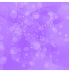 Circle Purple Light Background vector image