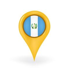 Location guatemala vector